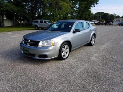 Used 2013 Dodge Avenger SE