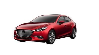 New 2018 Mazda Mazda3 Touring