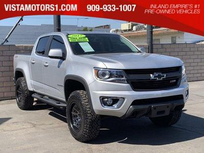 Used Chevrolet Colorado For Cars