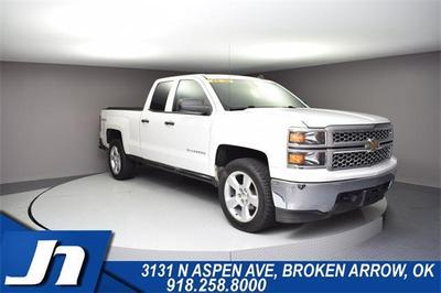 Used Chevrolet Silverado 1500 For Sale In Tulsa Ok Cars Com