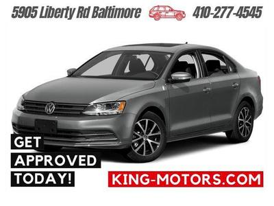 Used Volkswagen Jetta Sedan Lochearn Md