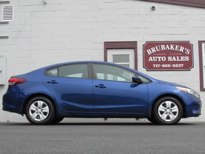 Used Kia Forte Myerstown Pa