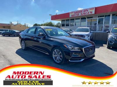 Used Genesis G80 Hollywood Fl