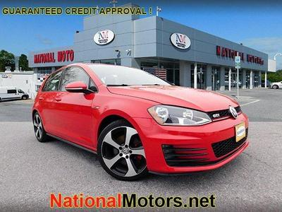 Used Volkswagen Golf Gti Ellicott City Md