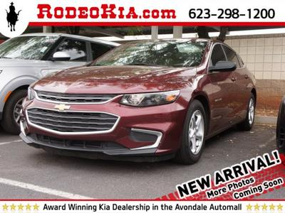 Used 2016 Chevrolet Malibu for Sale in Phoenix, AZ | Cars com