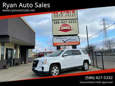 Used Gmc Terrain Warren Mi