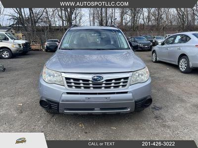 Used Subaru Forester Garfield Nj