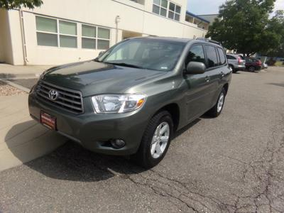 Used Toyota Highlander Louisville Co