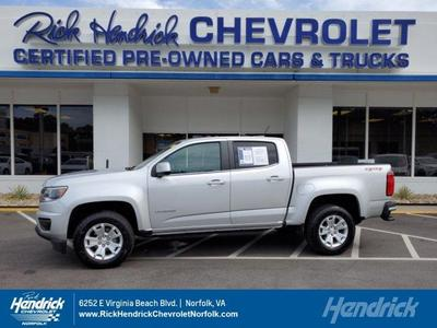 Used Chevrolet Colorado For Sale In Norfolk Va Cars Com