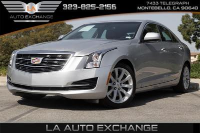 Used Cadillac Ats Sedan Montebello Ca