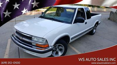 Used Chevrolet S-10 for Sale in Dallas, TX | Cars com