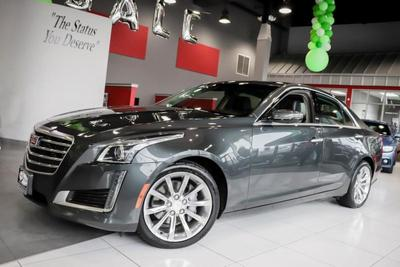 Used Cadillac Cts Sedan Springfield Nj