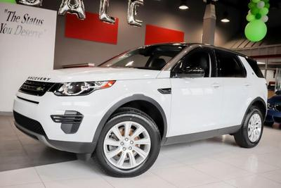 Used Land Rover Discovery Sport Springfield Nj