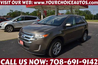 Used Ford Edge Posen Il