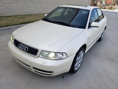 Used 2001 Audi S4 for Sale in Houston, TX | Cars com