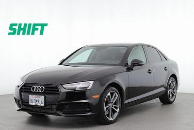 Used Audi A4 Whittier Ca