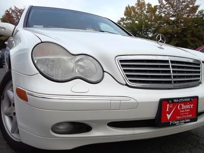 Used 2003 Mercedes-Benz C-Class for Sale in Charlotte, NC | Cars com