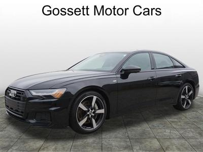2020 Audi A6 55 Prestige