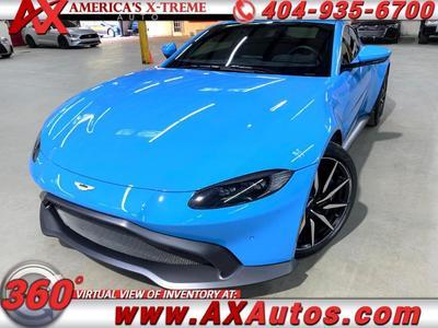 Used Aston Martin For Sale In Atlanta Ga Cars Com
