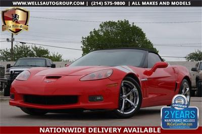 Used Chevrolet Corvette Mc Kinney Tx