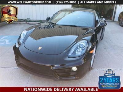 Used Porsche Cayman for Sale in Dallas, TX | Cars com