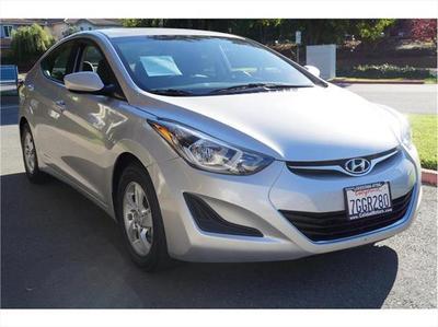 Used Hyundai Elantra for Sale in Concord, CA   Cars com