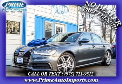 Used Audi A6 Bloomingdale Nj