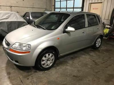 Used 2004 Chevrolet Aveo For Sale Near Me Cars