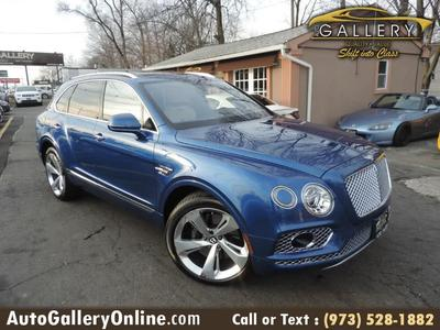 Used Bentley Bentayga Lodi Nj