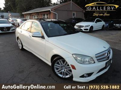 Used 2008 Mercedes-Benz C-Class for Sale in New York, NY
