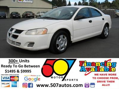 Used Dodge Stratus for Sale in Wenatchee, WA | Cars com