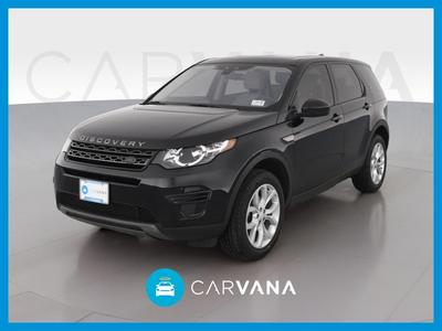 Used Land Rover Discovery Sport Newark Nj