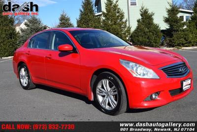 Used Infiniti G37 Sedan Newark Nj