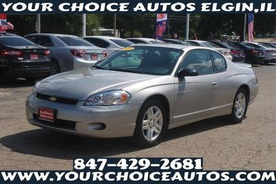 Used 2007 Chevrolet Monte Carlo for Sale in Houston, TX