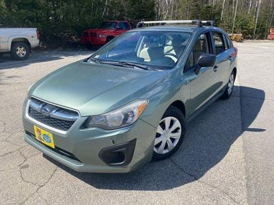 Used Subaru Impreza Wagon Chesterfield Nh