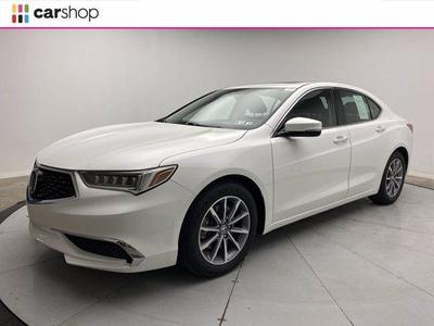 Used Acura Tlx Chester Springs Pa