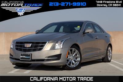 Used Cadillac Ats Sedan Downey Ca