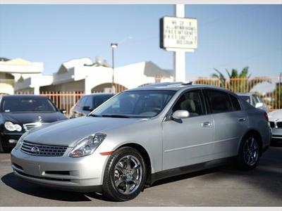 Used 2004 INFINITI G35 for Sale in Boise, ID | Cars com