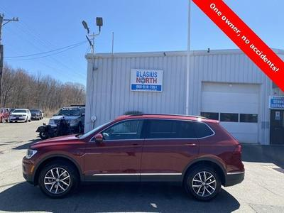 Used Volkswagen Tiguan Torrington Ct