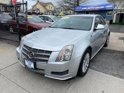 Used Cadillac Cts Sedan North Bergen Nj