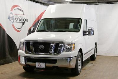 2018 Nissan NV Cargo NV3500 HD SL V6/SL V8