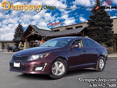 Used Kia Optima Plano Il