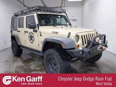 2011 Jeep Wrangler Unlimited Sport