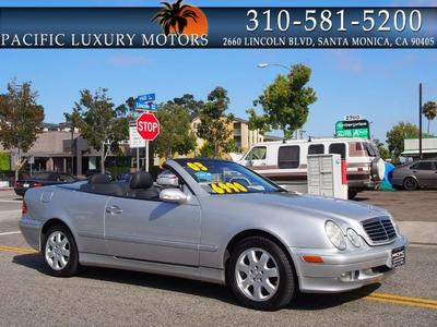 Used Mercedes-Benz CLK-Class for Sale in Los Angeles, CA