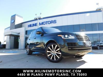 Used Land Rover Range Rover Plano Tx