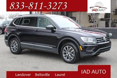 Used Volkswagen Tiguan Greater Landover Md