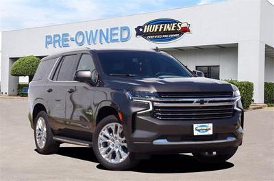 2021 Chevrolet Tahoe LT