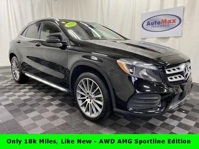 2018 Mercedes-Benz GLA 250 Base 4MATIC