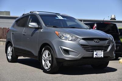 2017 Hyundai Tucson Gls
