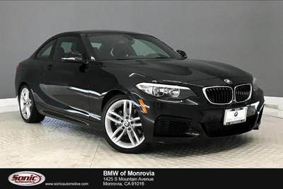 2016 BMW 228 i